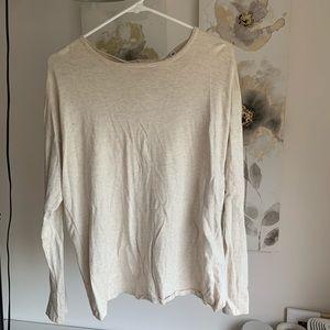 Fabletics Open Back Sweater